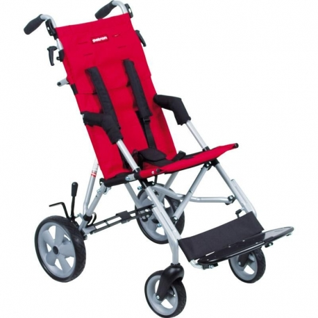 Παιδικό Χειροκίνητο Αμαξίδιο CORZO Xcountry 38' κόκκινο