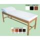 """Εξεταστικό κρεβάτι ξύλινο με πομπέ προσκέφαλο""""T1J"""""""