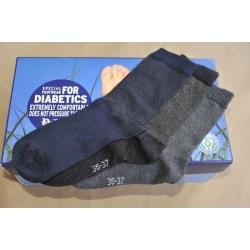Κάλτσα για Διαβητικό Πόδι Herbi Feet