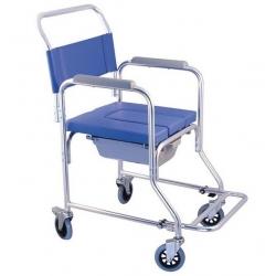 Αναπηρικ Αμαξίδιο Μπάνιου με Δοχείο.