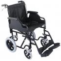 Αναπηρικό Αμαξίδιο Μεταφοράς με Φρένα