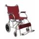 Αναπηρικό Αμαξίδιο Μεταφοράς Αλουμινίου.
