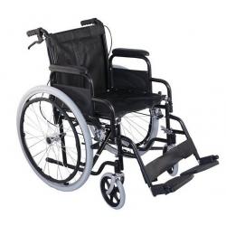 Αναπηρικό Αμαξίδιο Standard Ι με Φαρδύ Κάθισμα