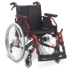 Αναπηρικό Αμαξίδιο Αλουμινίου Deluxe AC–56