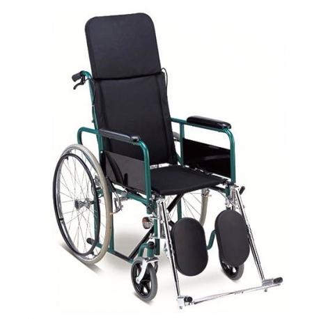 Aναπηρικό Αμαξίδιο με Ανακλινόμενη πλάτη AC– 49