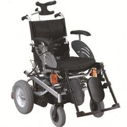 Ηλεκτροκίνητο Αναπηρικό Αμαξίδιο με Προσκέφαλο AC-71b