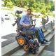 Ηλεκτροκίνητο αμαξίδιο TopChair-S