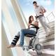 Σύστημα Ανάβασης Σκάλας με Κάθισμα Ν-911