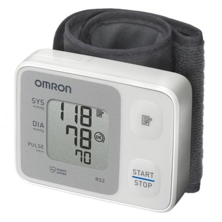 Πιεσόμετρο Καρπού OMRON RS2