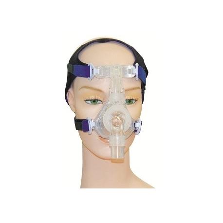 Στοματορινική Μάσκα Σιλικόνης Weinmann Cpap-Bpap
