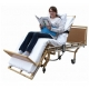 Νοσοκομειακό ηλεκτρικό κρεβάτι - πολυθρόνα Pinto 309 με 2 μοτέρ Linak