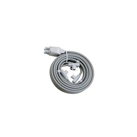 Σωλήνας Σύνδεσης με Μπότα Λεμφικού Μασάζ Power Q 1000 Plus και Power Q1000 Premium.
