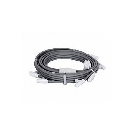 Σωλήνας Σύνδεσης με Δυπλή Μπότα Λεμφικού Μασάζ Power Q 1000 Plus και Power Q1000 Premium.