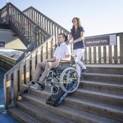 Σύστημα Ανάβασης Σκάλας LIFTKAR PTR 130