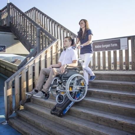 Σύστημα Ανάβασης Σκάλας LIFTKAR PTR