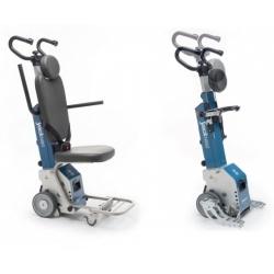 Ολοκληρωμένο Σύστημα Ανάβασης Σκάλας YACK με Κάθισμα και Πιατίνια για Αμαξίδιο