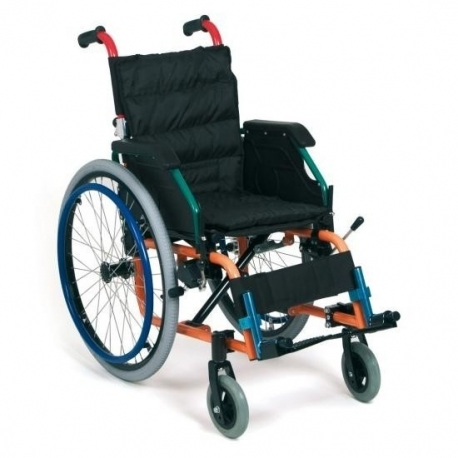 Παιδικό Αναπηρικό Αμαξίδιο AC-55