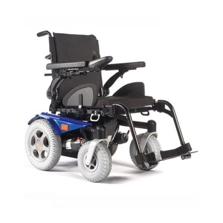 Ηλεκτροκίνητο αμαξίδιο Quickie Salsa R2 ενισχυμένου τύπου