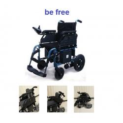 Πτυσσόμενο Ηλεκτροκίνητο Αμαξίδιο Be Free