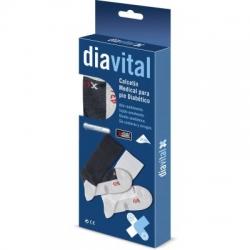 Ιατρική Κάλτσα Για Διαβητικούς Diavital