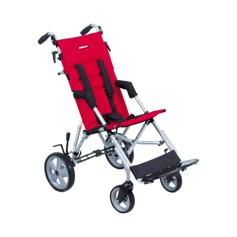 Παιδικό Χειροκίνητο Αμαξίδιο CORZO Xcountry 34' κόκκινο