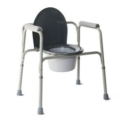 Κάθισμα Τουαλέτα Πτυσσόμενο σε Ύψος