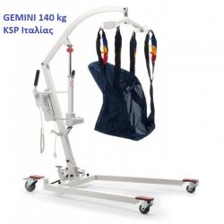Ηλεκτρικός γερανός GEMINI 140 kg KSP Ιταλίας