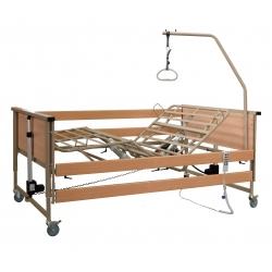 Ημίδιπλη Ηλεκτρική Νοσοκομειακή Κλίνη Βαρέως Τύπου AC-504W