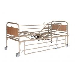 Ημι-ηλεκτρικό Νοσοκομειακό Κρεβάτι Μεταλλικό AC-405W