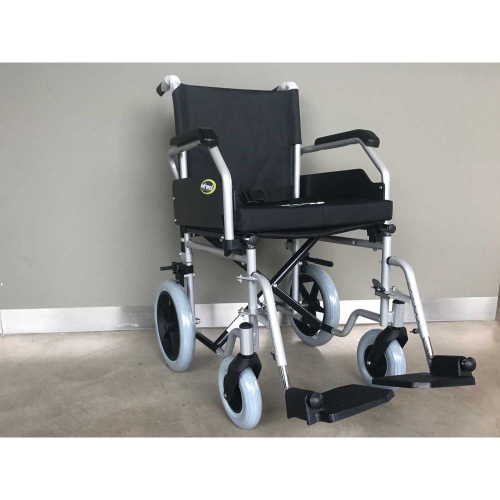 Αναπηρικό Αμαξίδιο Απλού Τύπου ECONOMY TRANSIT ΜΕ 43 ΕΚ. ΚΑΘΙΣΜΑ