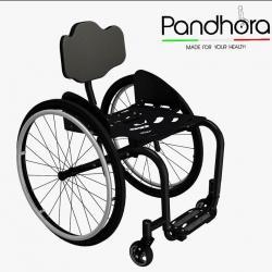 Χειροκίνητο Αναπηρικό Αμαξίδιο Pandhora Evo